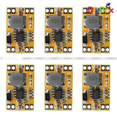 5PCS 9V//12V//19V To 3.3V DC-DC USB Step Down Buck Power Supply Module 3A For Car