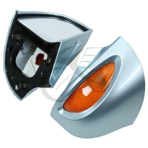 Paire rétroviseurs avec clignotants pour BMW R1100RT R1100 RTP R1150 RT