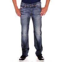Viker 885K Diesel Jeans Men Blue Size 34/34