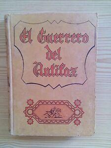 El-Guerrero-Del-Antifaz-Tomo-3-Editorial-Valenciana