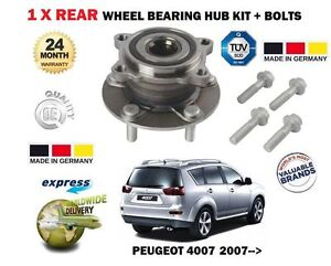 POUR-PEUGEOT-4007-2-2-HDI-2-4i-07-gt-1X-ABS