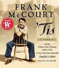 'Tis : A Memoir by Frank McCourt (2009, CD, Abridged)