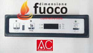 Tastiera display LED Micronova PN005/_A01 per stufe QLIMA occasione