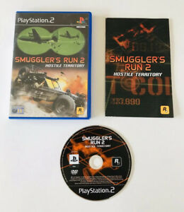 Smuggler-039-s-Run-2-Hostile-Territory-PS2-Sony-Playstation-2-PAL-buyfromthebush