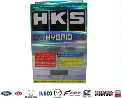 * Brand New Genuine HKS Super Hybrid Panel Filter Mitsubishi 4-9 70017-AM005 *