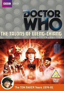 Doctor-Who-The-Artigli-Di-Weng-Chiang-3-Dischi-Edizione-Speciale-VGC-OTTIMO