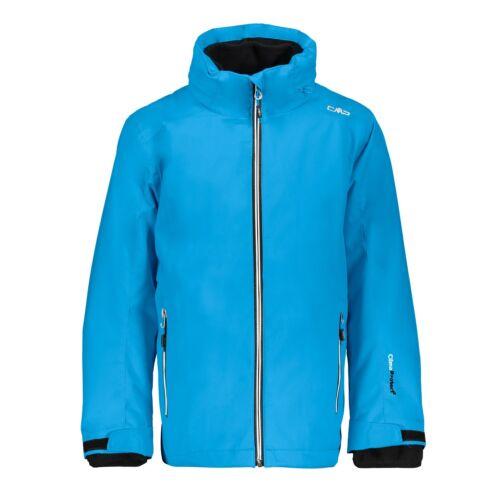 CMP Übergangsjacke Boy Fix Hood Jacket 38Z1994D Doppeljacke blau 3 in 1