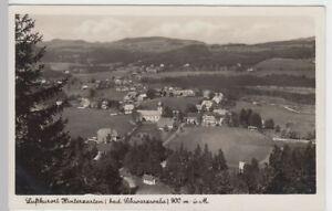 Vor 1945 Exquisite Traditionelle Stickkunst GroßZüGig 43590 Foto Ak Hinterzarten Schwarzw. Panorama