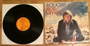 Jack-Jones-Bread-Winners-LP-Record-Vinyl-RCA-Victor-1972-SF-8280