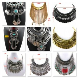 wholesale-job-lots-vintage-Fashion-crystal-choker-necklace-Statements-wholesale