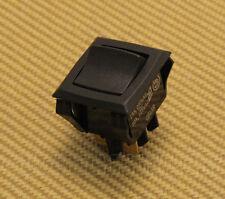 003-9236-000 Fender Amp Rocker Power Switch Black DPST Pseudo - IEC
