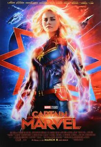 CAPTAIN-MARVEL-MOVIE-POSTER-US-Version-size-24x36