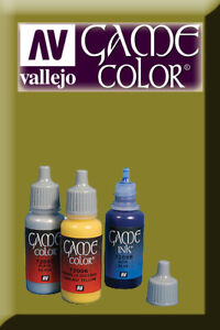 Game Color Vomit Effect 72134 Acrylic Paint Vallejo