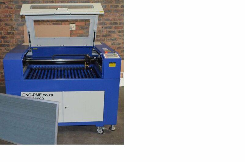 Laser cutter 900 x 600 80 watt