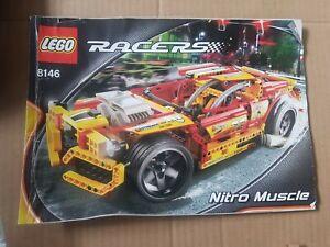 LEGO Racers 8146 Nitro Muscle Technic - Ostseebad Binz, Prora, Deutschland - LEGO Racers 8146 Nitro Muscle Technic - Ostseebad Binz, Prora, Deutschland