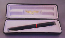 Ball Pen-two color  red/blue-- new old stock in box