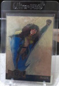 FLEER 1995 Marvel Metal Blaster ROGUE Card Insert