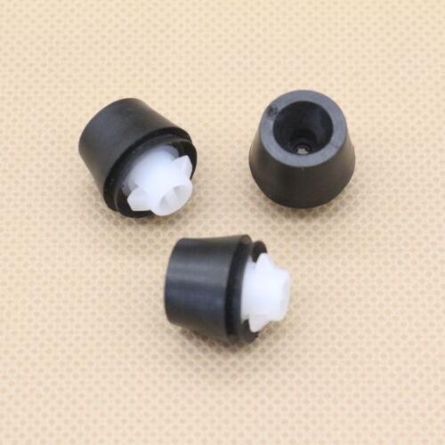 10pcs Rear Door Rubber Bumper Cushion 90541-09124 For Toyota Lexus /& Scion