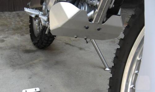 Aluminum Skid Plate for the Kawasaki KLX250S and KLX300//300R