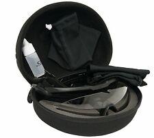 Oakley SI Ballistic M-Frame Alpha Matte Black Array OO9296-05 Eyewear 2 Lens Kit