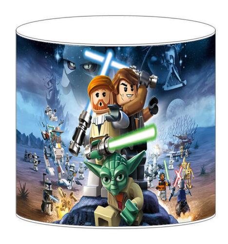 Star wars enfant abat-jour plafonnier lampe de table literie rideaux