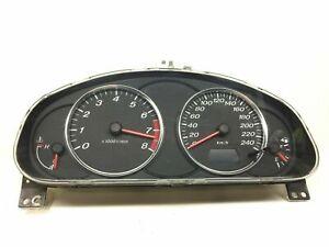 Mazda-6-Km-H-Compteur-Compteur-de-Vitesse-Instrument-Cluster-Speedo-GJ6RC