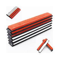 6 Pcs Sharpening System Kitchen Knife Cutting Sharpener Stone Abrader Tools Kit