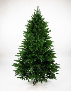 Nordmanntanne 210cm k nstlicher weihnachtsbaum tannenbaum kunststoff spritzguss 4251341705673 ebay - Tannenbaum spritzguss ...
