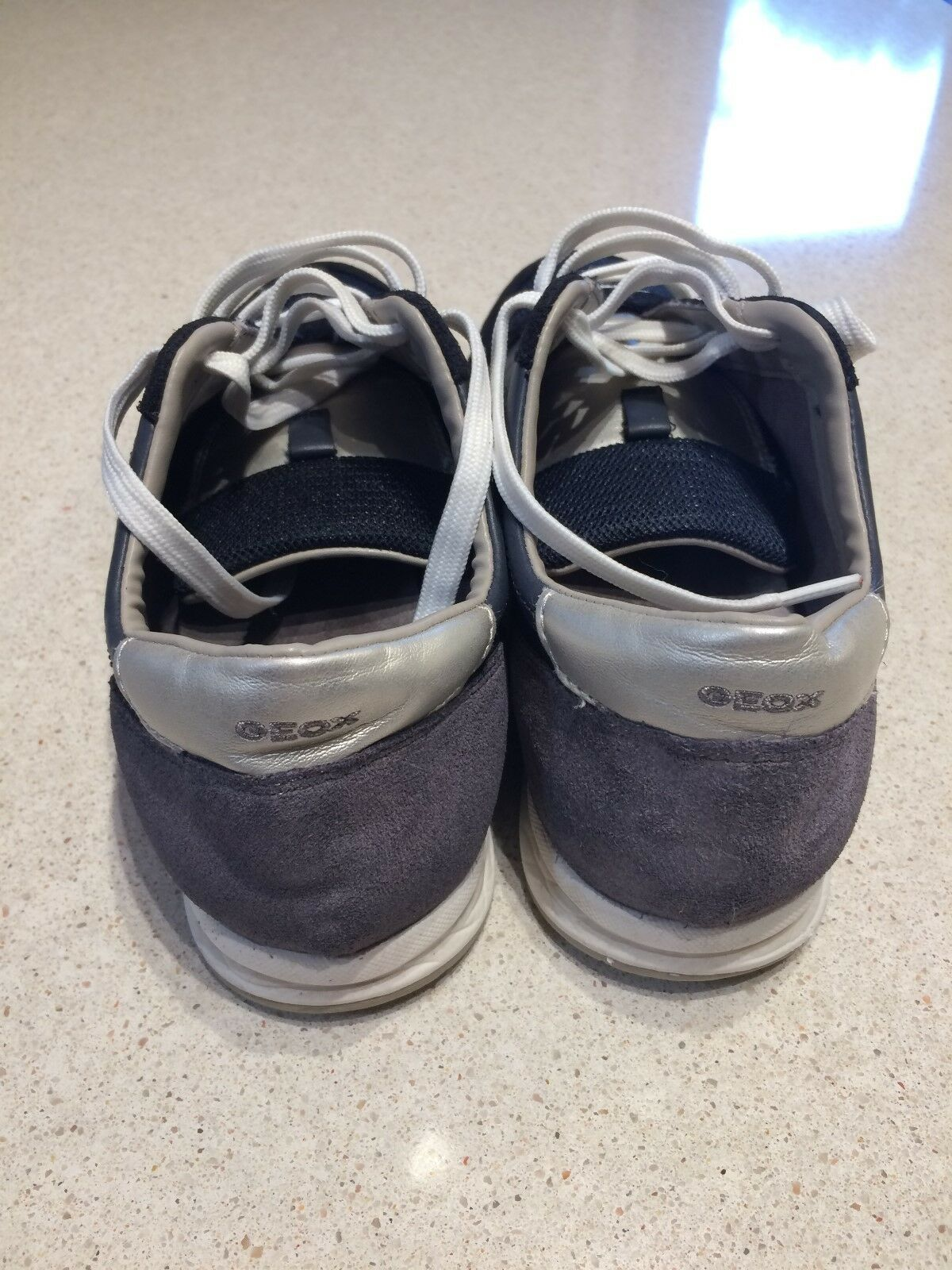 USED - Geox Geox Geox Womens D Avery B Trainers SIZE EU 38, US 8 382d62