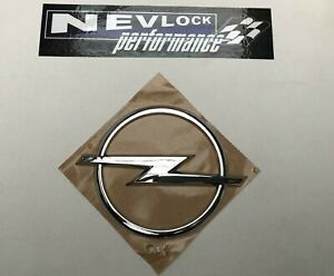 VAUXHALL-ASTRA-VXR-REAR-OPEL-BOOT-BADGE-OEM-Z20LEH