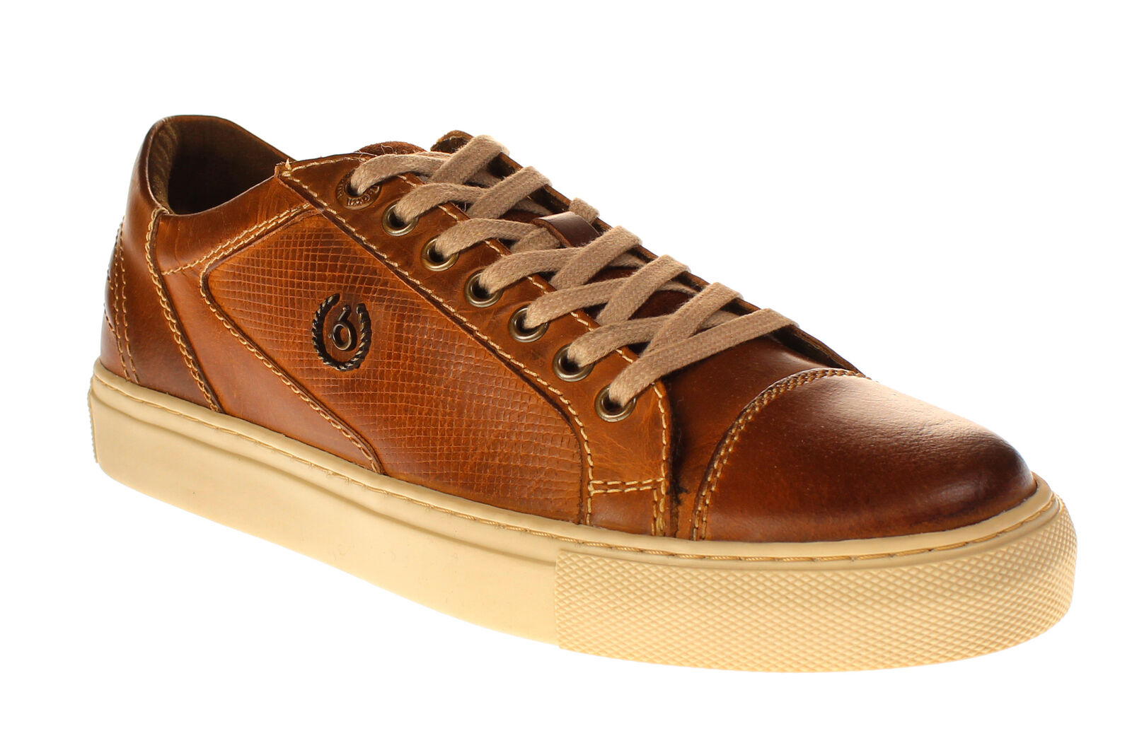 bugatti AUSTRAL 322-40502-1200 - Herren Schuhe Sneaker - 6300-cognac