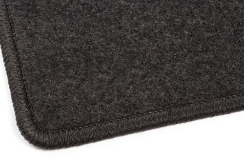 Mercedes Sprinter II Bj 2006-Graphite//anthracite Textile Tapis de sol