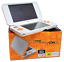 "thumbnail 1 - Nintendo ""NEW"" 2DS XL Handheld Console - White/Orange *Boxed*"