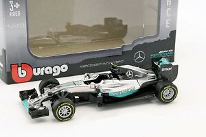 Nico-Rosberg-Mercedes-F1-W07-Hybrid-6-Weltmeister-Formel-1-2016-1-43-Bburago
