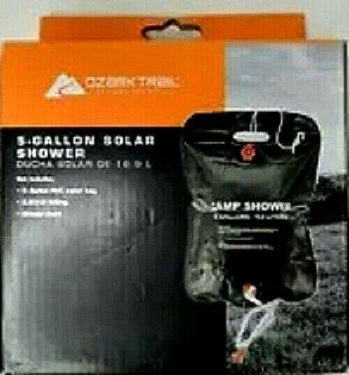 Trail Solar Shower