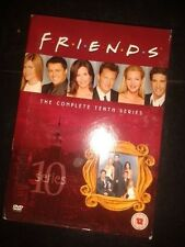 * DVD TV * FRIENDS SEASON 10 *