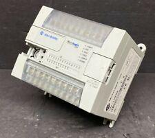 Allen Bradley 1762 L24awa Ser C A Frn 4 Micrologix 1200 Processor Controller Cpu