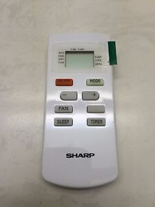 Sharp remote control air conditioner YX1FF for CV-10CTX -B -S -W