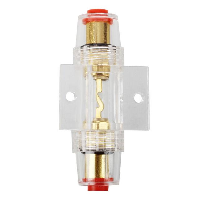 SANL1020 Platinum Series High Quality 1//0//4//8 Gauge ANL Fuse Holder