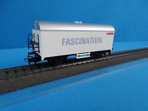 "Marklin 4415.565 DB Reefer Car ""FASCINATION."""
