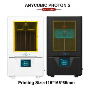 ANYCUBIC-SLA-Photon-S-Imprimante-3D-Printer-UV-Resine-Double-axe-Z-Light-cure-EU
