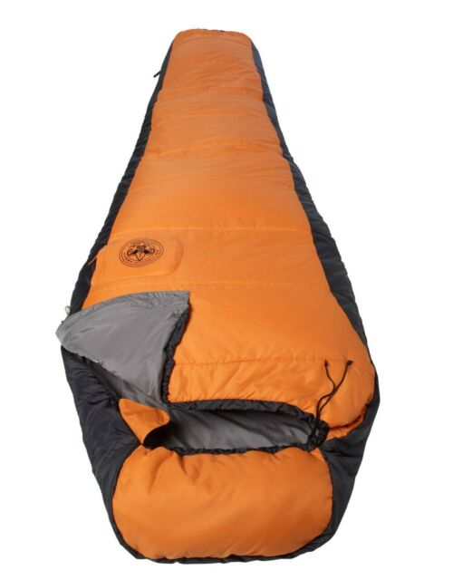 BSA Boy Scout Mummy Sleeping Bag Ultra Lite Summer-Weight 40