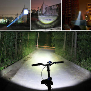 Bicycle-Light-7-Watt-2000-Lumens-Bright-CREE-Q5-LED-Bike-Front-Torch-Headlight