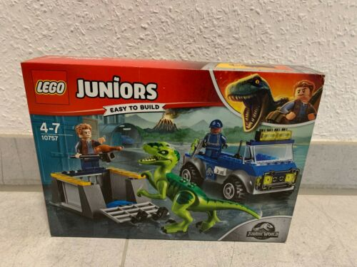 10757 Raptoren Rettungstransporter Dinosaurier LEGO® Jurassic World™ Juniors