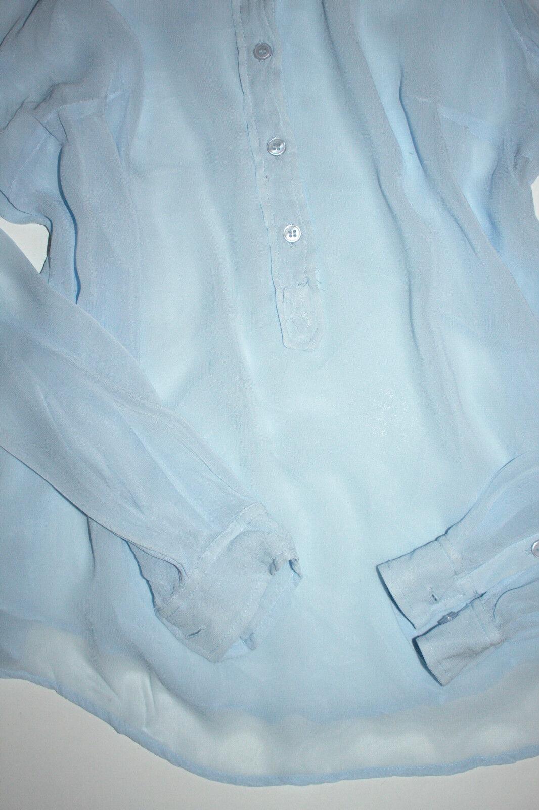 Noa Noa Nostalgie Blause Light Lavender Lilac Langarm Langarm Langarm Transparent Größe  M  Neu | Billiger als der Preis  | Der neueste Stil  | Authentisch  | Sale Deutschland  | Vorzugspreis  aac38f