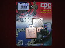 Ducati Monster 400 (Twin Disc) 2003-2004 EBC FA047HH Rear Brake Pad Set. New