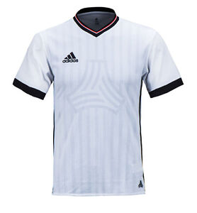 Adidas Tango jaula S / s Jersey az9741 Soccer Football Gym Training Top