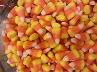 Candy Corn 2 Lbs Zachary Confections Thanksgiving Orange Yellow Buffet Favorite