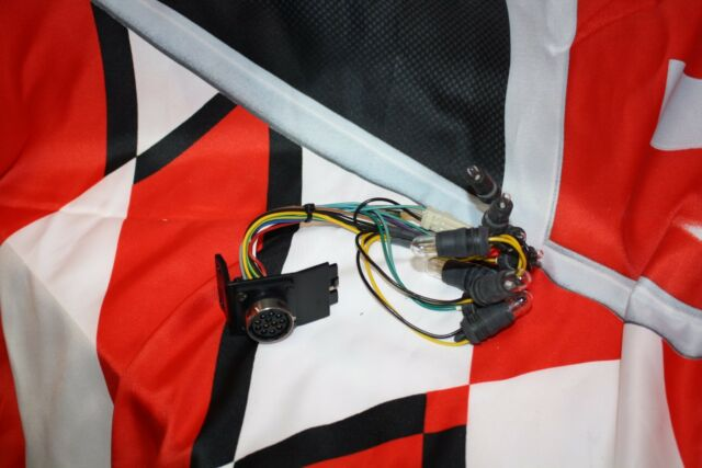 Wiring Cables Dashboard Ducati Monster S4 2001 Code