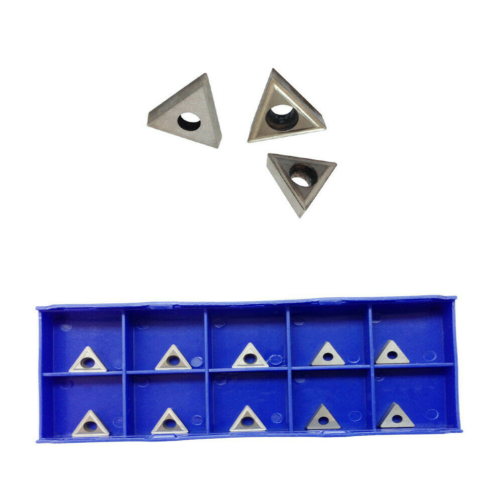 "C4 1//4/"" C5//C6 Carbide Tipped Tool Bit 10 pieces"